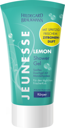 Hildegard Braukmann Lemon Shower Gel 150 ml