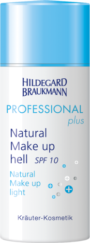 Hildegard Braukmann Natural Make-up SPF8 hell 30 ml