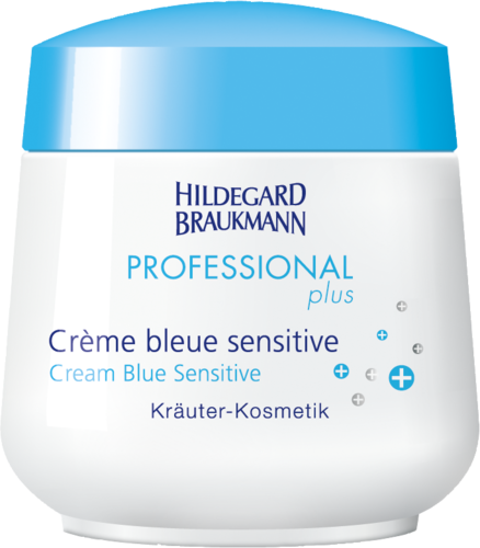 P+ Creme bleue sensitive