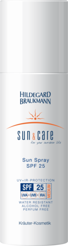 Hildegard Braukmann Sun Spray SPF25 200 ml