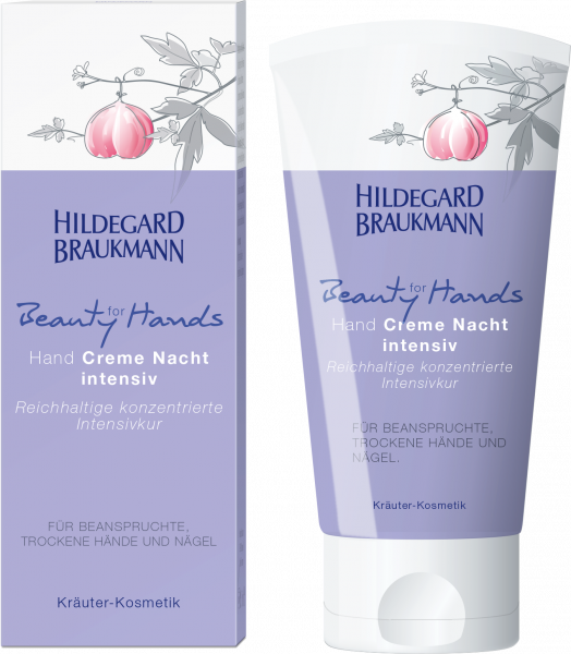 Beauty for Hands - Hand Creme Nacht intensiv