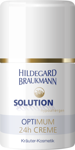 Hildegard Braukmann Optimum 24H Creme 50 ml