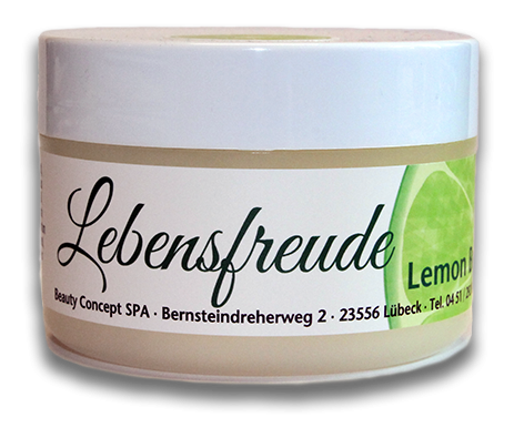 "Beauty Concept SPA ""Lebensfreude"" Lemon-Body-Peeling"