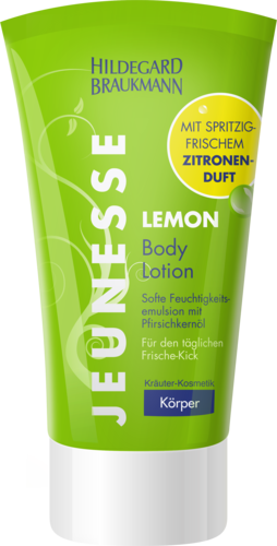 Hildegard Braukmann Lemon Body Lotion 150 ml