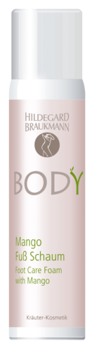 Body Mango Fuß Schaum 100 ml