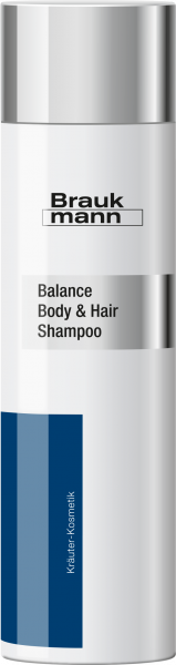 BraukMann Balance Body and Hair Shampoo