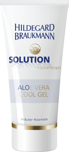 Solution Aloe Vera Cool Gel
